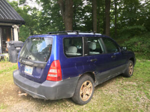JUST REDUCED 2004 Subaru Forester