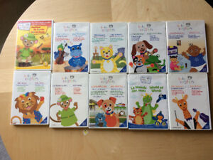 10 DVDs Baby Einstein (from 3 months to 1 year+)