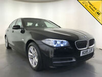2015 BMW 518D SE DIESEL AUTOMATIC 4 DOOR SALOON SAT NAV 1 OWNER SERVICE HISTORY