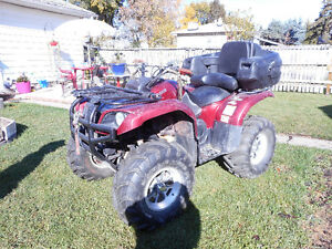 2006 Yamaha 660 Grizzly