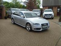 2008 Audi A4 Avant 2.0TDI ( 143PS ) AUTO Multitronic S Line