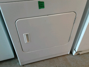 DRYER AND WASHER WITH WARRANTY FROM $125 to $145