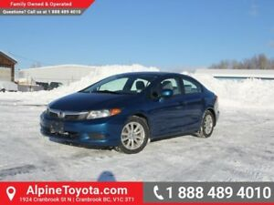 2012 Honda Civic Sedan EX-L  - Navigation -  Leather Seats