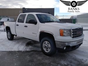 2012 GMC SIERRA CREW CAB SLE 4X4 PRICED TO SELL FAST!