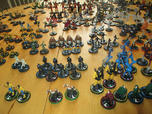 Large Collection of HeroClix miniatures Kitchener / Waterloo Kitchener Area image 3