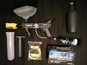 Selling Tippmann 98 Custom Paintball Gun!