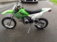 Kawasaki KLX 110L for sale