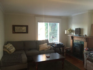 Room for rent in two bedroom kits house