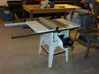 Jet Table Saw in near New Condition