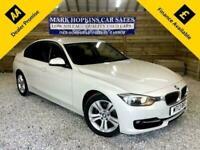 2013 BMW 3 Series 1.6 316I SPORT 4d 135 BHP Saloon Petrol Automatic