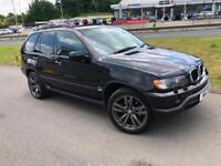 2002 BMW X5 3.0D Auto Sport - New MOT - Only 78170 Miles