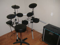 electric drums univox dd402