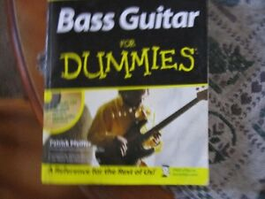bass for dummies book and cd