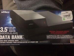 PS4 data bank