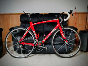 Specialized Tarmac Expert Full Carbon 56cm Road Bike