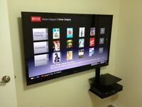 TV WALL MOUNT INSTALLATION SERVICE --- 647 700 7415 --- TORONTO