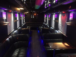 Limousine And Party Bus services 2898882399 Cambridge Kitchener Area image 3