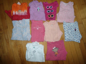 girl short sleeves onesies