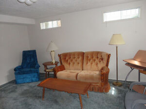 Furnished Student Apartment