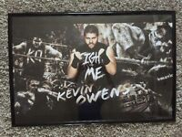 WWE Kevin Owens / NEW Frame Cadre Laval / North Shore Greater Montréal Preview