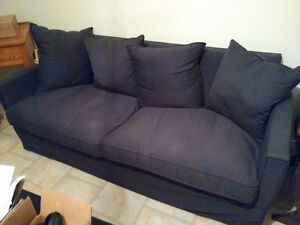 IKEA fabric sofa