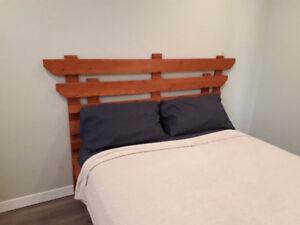 West Coast Loft Bed Frame