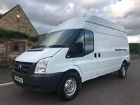2011 FORD TRANSIT 2.4 TDCI 350 LWB HIGH ROOF DUROTORQ