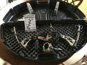 PSE Stinger 3G Bow Package