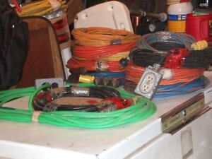 $5.00  each give or take extention cords