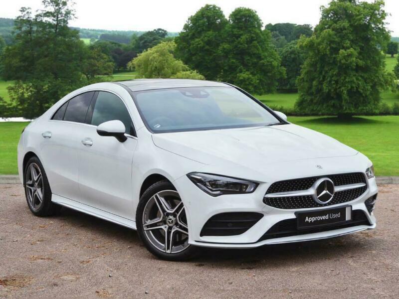 2021 Mercedes-Benz CLA DIESEL COUPE CLA 220d AMG Line Premium Plus 4dr Tip Auto