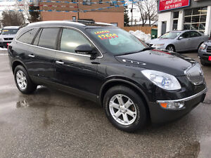 2008 Buick Enclave CX..7 PASSENGER SEATING SUV..PERFECT COND.