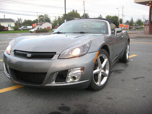 (REDUCED $2500!!) 2007 Saturn Sky Red Line convertible