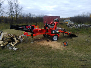 Portable Wood Processor For Sale