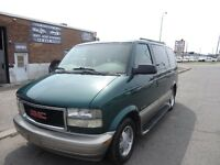 GMC SAFARI 2002 AUTOMATIQUE