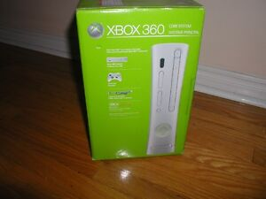 NEW STILL IN THE BOX XBOX 360 CORE SYSTEM