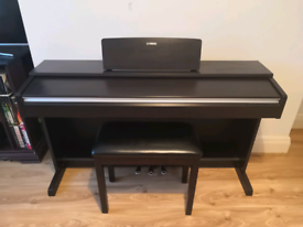 Yamaha Arius YDP 142 Digital Piano 88 Weighted keys in good condition.