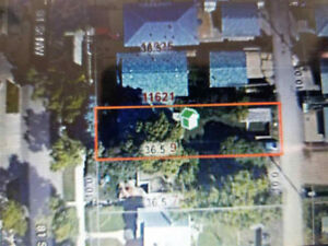 *****VACANT LOT in PARKDALE, RF3 ZONED. 33' WIDE and 120' DEEP**