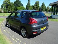 Peugeot 3008 1.6 e-HDi ACTIVE EGC 5DR 2012/12