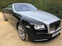 2016 Rolls-Royce Dawn 6.6 2dr