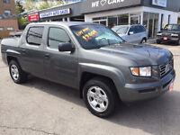 2007 Honda Ridgeline 4WD Pickup Truck.....PERFECT COND....RARE City of Toronto Toronto (GTA) Preview