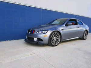 2012 BMW M3 | Competition Package | 6 Speed |