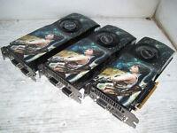 ASUS NVIDIA EN9800GTX+ 512MB GDDR3 DARK KNIGHT VIDEO CARD T3-D3