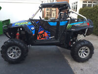 RZR 900 HIGH LIFTED