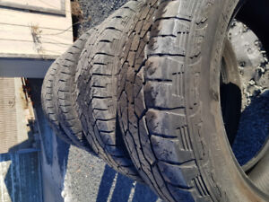 Used Tires 275/55r/20