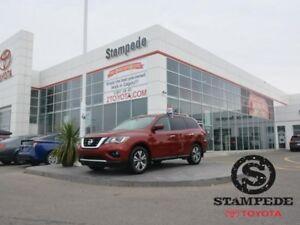 2017 Nissan Pathfinder 4WD 4dr SV