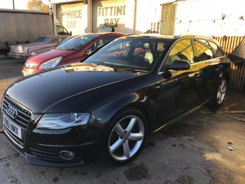2011 audi a4 avant 2.0 tdi s line 5dr | in leigh, manchester | gumtree