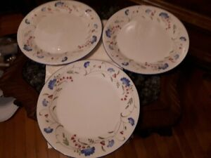 Royal Doulton Expressions Windermere 10.5 inch set of 3