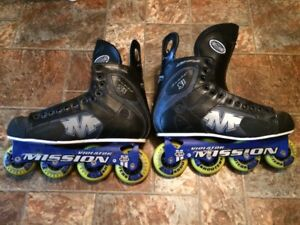 Mission Proto Si Roller Blades