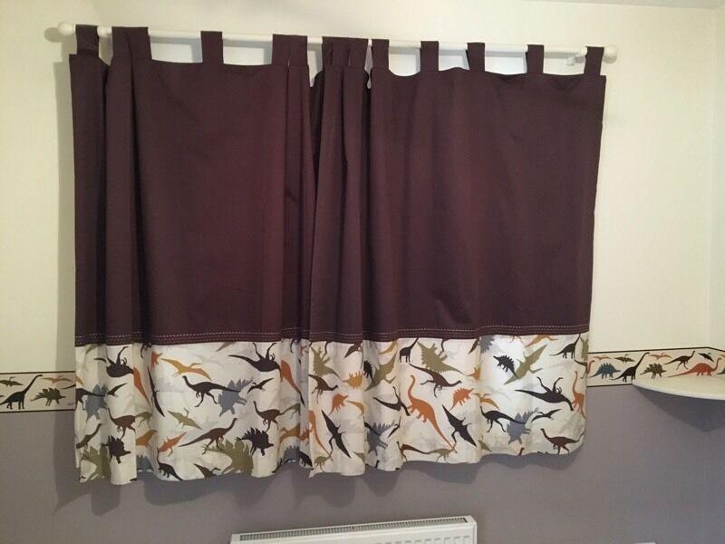 NEXT Dinosaur Curtains