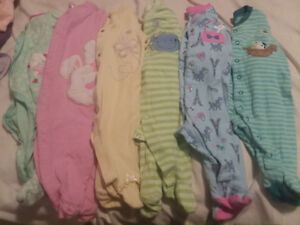 4 - 6 month baby girl clothes